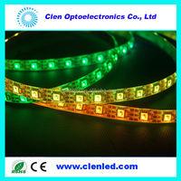 led tube rgb rgb and full color 5v waterproof ip65/67 addressable rgb led strip ws2812b /30/32 /6064/144 led strip
