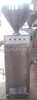 Easy operate sausage filler for meat processing machinery