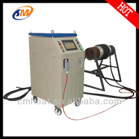 induction heating machine for pipeline coating