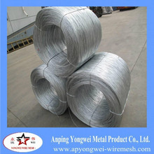YW- Construction Type and Galvanized Surface Treatment galvanized iron wire gauge wire cage wire