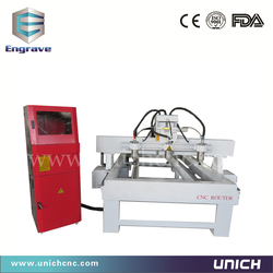 Hot!!!Cost effective cnc router/3d wood cutting cnc machine/cnc marble engraving machine price