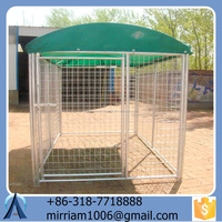 Fabulous hot sale large low price pet house/dog cages/runs