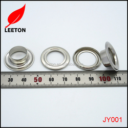 China supply cheap brass metal grommet eyelet for garments