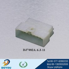 DJ7082A-6.3-11 8pin cable assembly connector male