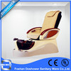 sex massage pedicure chair luxury pedicure foot massage spa chair with human touch massage