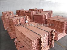 we are looking for buyers for copper cathodes 99.99% import from china