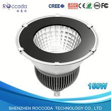 1415 Aluminum Lamp Body Material TUV CE RoHS passed Lampara Led De Techo motion sensor led high bay light RCM SAA approved