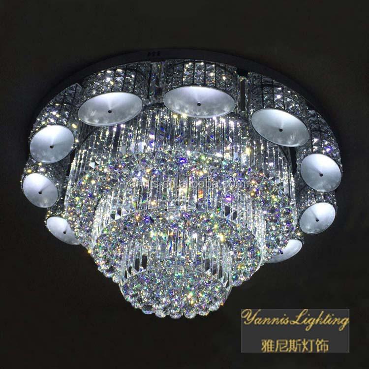 Nuevo diseño de cristal bar colgante lámpara falso techo para ...