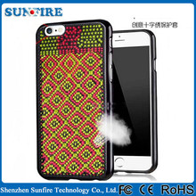 cross stitch silicone case for iphone 5, for iphone 5 cross stitch silicone case, for iphone 5 tpu case