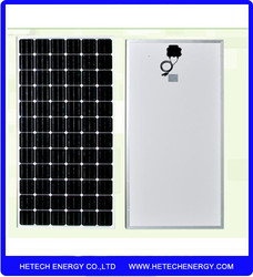 Hot sale monocrystalline solar panel 200w from china supplier