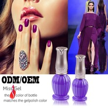 Nail Polish Supplier Aromatic Gel Polish China Factory Nail Gel with Available Price 2909#