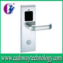 cheapest rfid card hotel door lock for motel hotel resort