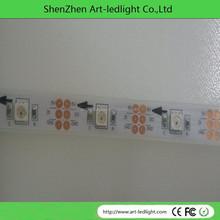 led strip r + g + b + w led strip pixel 32/60/64/144/ led meter 5050 addressable rgb led strip 10/30/32 /60/64/144 ws2812b ws281
