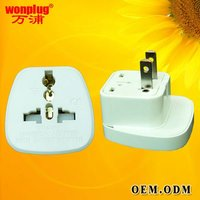 2012 hot selling plug power sonnector/white surge/american standard ac prices