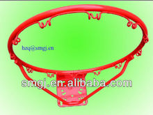basketball rim with net