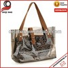 Fashion Women's Transparent Leopard Bag Tote Shopper Beach Big Bags Shoulder Travel Beach Bag
