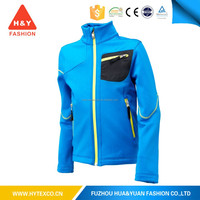 New style jacket unisex plain windbreaker jacket---7 years alibaba experience