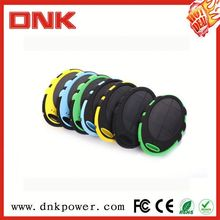 DNK promotional solar chargers 194 power pack for ipad