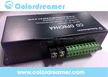 Colordreamer Led RGB RGBW driver support DMX512 dimming 9channle 8 channle available