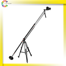 Foldable DSLR camera accessories 2m video camera shooting jib crane for photographer