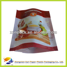 Retort pouch for soup stand up bag ISO9001
