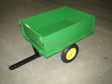 Heavy Duty ATV / UTV Swivel Dump Cart