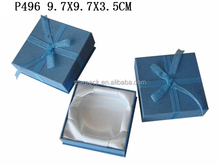 Chinese Nephrite Jade Bangle Bracelet Cheap Jewelry Gift Box Storage Boxes With Ribbon P496