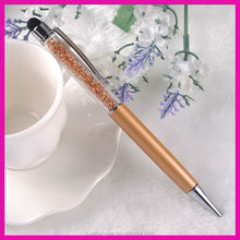 Free shipping 100pcs/lot Wholesale hot & fashion crystal pen best selling style diamond pen