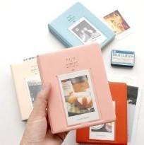 New 64 Pockets Polaroid photo picture Album Case For fujiFilm Instax Mini Film Size Free shipping