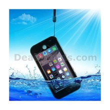 "REDPEPPER Waterproof Case for iPhone 6 4.7"" w/ Kickstand, Support Fingerprint Identification Function"