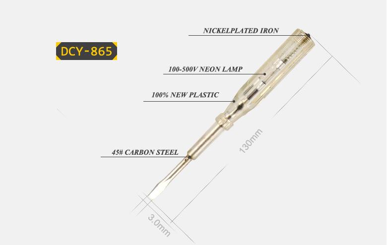 high quality electrical voltage circuit tester pen screwdriver circuit line. Black Bedroom Furniture Sets. Home Design Ideas