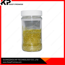 China professional supplier best price synthetic yellow rvd resin bond diamond powder