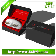 Hot sales women trend design beauty cosmetic box for eye shadow