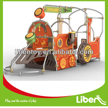 Train Style PE Outdoor Gametime Playground Equipment PE series LE.PE.008