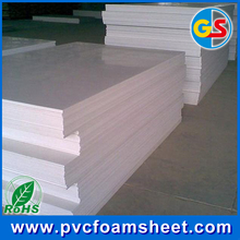 21mm white PVC Foam Board for Cabinet and ceiling
