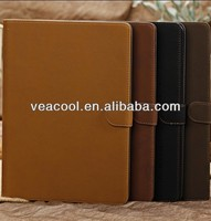 Matte PU Stand Leather Case for iPad Air Case iPad 5 Leather Case