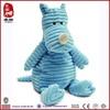 baby plush toy gift soft rhino toys corduroy material toy
