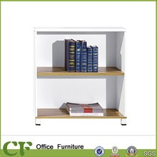 CF simple and easy office furniture two-layers office filing cabinets furniture without doors