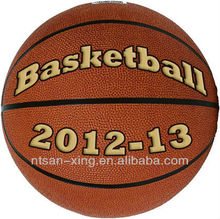 Promotional Outdoor Rubber Basketball