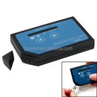 2015 new products Audio Portable Diamond Selector III Tester