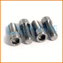 High quality fasteners din 315 wing titanium screws with rounded wings