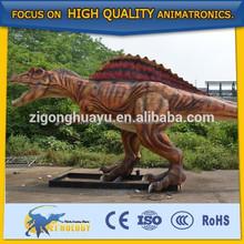 Cetnology animatronic simulation artificial mechanical dinosaur statue for Amusement Park Decoration