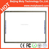 "digital infrared cheap interactive whiteboard 82"" dual touch"