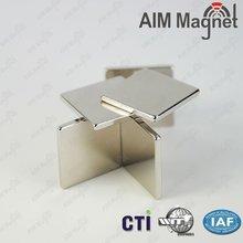 N35 13.5x7.5x1mm Neodymium Magnet for key circle