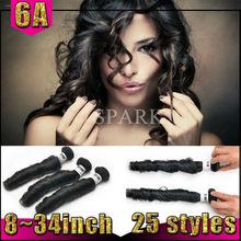 China Supplier BEST Virgin Hair Virgin Remy All Spring Curl Hair Weave