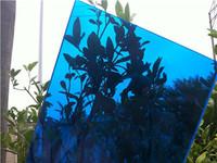 2mm 3mm 4mm 5mm transparent Pc corruated plastic sheet/Corflute board/Coroplast plate