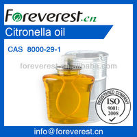 Citronella Oil {cas 8000-29-1} - Foreverest