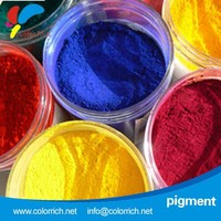 On sale best price textile pigment colors powder ink