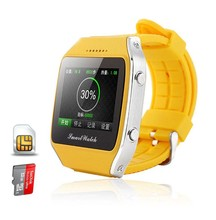 Bluetooth Wrist Smart Watch For Android and IOS With GPS Tracking&Location Function