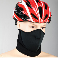 New Winter Windproof Half Face Mask Veil Neck Protector For Hiking Bike Bicycle Cycling Ski Snowboard